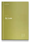 010 - Air Law eBook Edition 2017