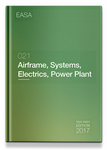 021 - Airframe, Systems, Electrics, Power Plant eBook Edition 2017