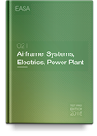 021 - Airframe, Systems, Electrics, Power Plant eBook Edition 2018