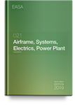 021 - Airframe, Systems, Electrics, Power Plant eBook Edition 2019