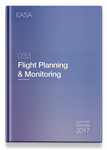 033 - Flight Planning & Monitoring eBook Edition 2017