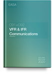 091 + 092 - VFR & IFR Communications Questions eBook Edition 2020