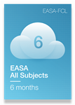 All Subjects of EASA Syllabus - 6 Months